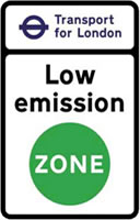 LEZ - Low Emission Zone