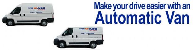 Fiat Ducato automatic vans