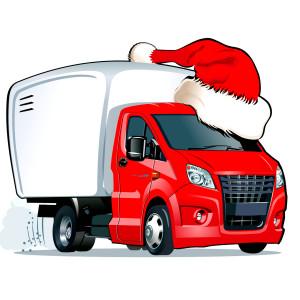Christmas Van 2018